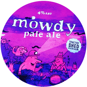 Mowdy by Tractor Shed Brewery