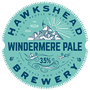 Windermere Pale by Hawkshead Brewery
