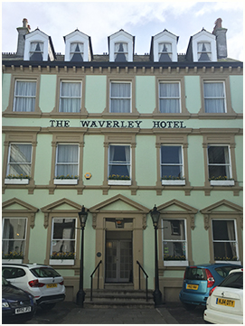 The Waverley Hotel, Whitehaven, Cumbria